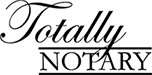 Totally Notary Logo
